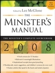 The Minister's Manual 2008 Edition: The Minister's Complete Sourcebook (0787985716) cover image