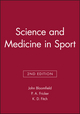 Science and Medicine in Sport, 2nd Edition (0867933216) cover image