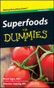 Superfoods For Dummies, Pocket Edition (1118042816) cover image