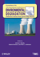 Environmental Degradation of Materials in Nuclear Power Systems: Water Reactors (Proceedings of the 15th International Conference) (1118132416) cover image