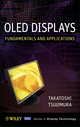 OLED Display: Fundamentals and Applications (1118140516) cover image