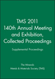 TMS 2011 140th Annual Meeting and Exhibition, Supplemental Proceedings, Collected Proceedings (1118373316) cover image