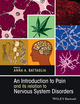 An Introduction to Pain and its relation to Nervous System Disorders (1118455916) cover image
