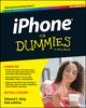 iPhone For Dummies, 8th Edition (1118933516) cover image