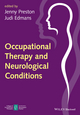 Occupational Therapy and Neurological Conditions (1118936116) cover image
