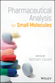 Pharmaceutical Analysis for Small Molecules (1119121116) cover image