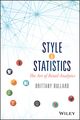 Style and Statistics: The Art of Retail Analytics (1119270316) cover image