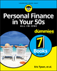 Personal Finance in Your 50s All-in-One For Dummies (1119471516) cover image