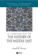 A Companion to the History of the Middle East (1405106816) cover image