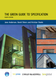 The Green Guide to Specification, 4th Edition (1405119616) cover image