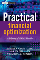 Practical Financial Optimization: A Library of GAMS Models (1405133716) cover image