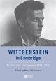 Wittgenstein in Cambridge: Letters and Documents 1911 - 1951, 4th Edition (1405147016) cover image