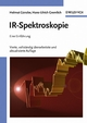 IR-Spektroskopie, 4th Edition (3527308016) cover image