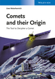 Comets And Their Origin: The Tools To Decipher A Comet (3527412816) cover image