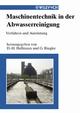 Maschinentechnik in der Abwasserreinigung (3527624716) cover image