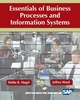 Essentials of Business Processes and Information Systems (EHEP000216) cover image