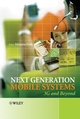 Next Generation Mobile Systems: 3G and Beyond (0470091517) cover image