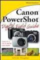 Canon PowerShot Digital Field Guide (0470174617) cover image
