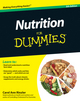 Nutrition For Dummies, 5th Edition (0470932317) cover image