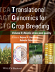 Translational Genomics for Crop Breeding: Volume 2 - Improvement for Abiotic Stress, Quality and Yield Improvement (0470962917) cover image
