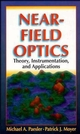 Near-Field Optics: Theory, Instrumentation, and Applications (0471043117) cover image