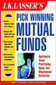 J.K. Lasser's Pick Winning Mutual Funds  (0471397717) cover image