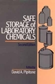 Safe Storage of Laboratory Chemicals, 2nd Edition (0471515817) cover image