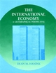 The International Economy: A Geographical Perspective (0471524417) cover image
