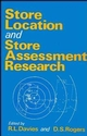 Store Location and Assessment Research (0471903817) cover image