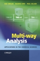 Multi-way Analysis: Applications in the Chemical Sciences (0471986917) cover image