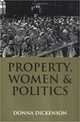 Property, Women and Politics: Subjects or Objects? (0745613217) cover image