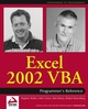Excel 2002 VBA: Programmers Reference (0764543717) cover image
