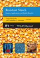 Resistant Starch: Sources, Applications and Health Benefits (0813809517) cover image