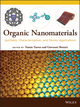 Organic Nanomaterials: Synthesis, Characterization, and Device Applications (1118016017) cover image