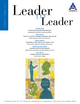 Leader to Leader (LTL), Volume 73, Summer 2014 (1118948017) cover image