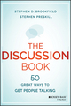 The Discussion Book: 50 Great Ways to Get People Talking (1119049717) cover image