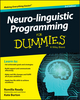 Neuro-linguistic Programming For Dummies, 3rd Edition (1119106117) cover image