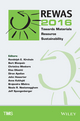 REWAS 2016: Towards Materials Resource Sustainability (1119225817) cover image