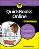 QuickBooks Online For Dummies, 3rd Edition (1119283817) cover image