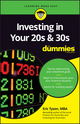 Investing in Your 20s and 30s For Dummies (1119296617) cover image