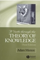 A Guide through the Theory of Knowledge, 3rd Edition (1405100117) cover image