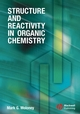 Structure and Reactivity in Organic Chemistry (1405114517) cover image