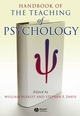Handbook of the Teaching of Psychology (1405138017) cover image
