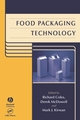 Food Packaging Technology (1405147717) cover image