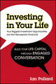 Investing in Your Life: Your Biggest Investment Opportunities are Not Necessarily Financial (1742169317) cover image