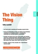 The Vision Thing: Strategy 03.04 (1841122017) cover image