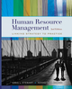 Human Resource Management, 2nd Edition (EHEP001717) cover image