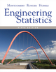 Engineering Statistics, 5th Edition (EHEP001817) cover image