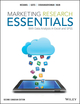 Marketing Research Essentials, Second Canadian Edition (EHEP002917) cover image