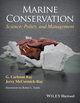 Marine Conservation: Science, Policy, and Management (EHEP003017) cover image